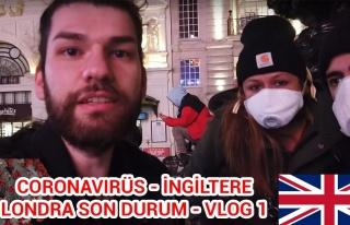 Koronavirüs İngiltere'deki Yaşantıyı Nasıl Etkiledi:...
