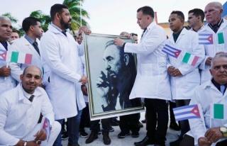 Koronavirüs Salgını: Kübalı Doktorlar Yardım...