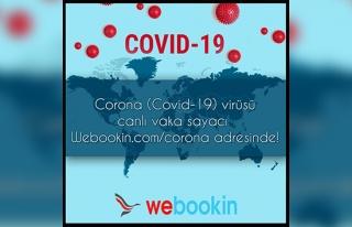 Koronavirüs salgını seyahat sektörünü olumsuz...