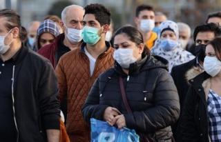 Koronavirüste Ağır Tablo: Vaka Sayısı 50 Bine...