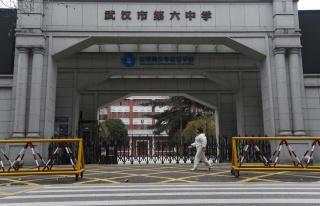 Koronavirüsün Merkeziydi: Çin'in Vuhan Şehrinde...