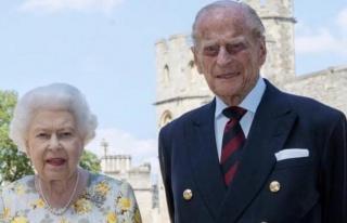 Kraliçe Elizabeth'in eşi Prens Philip hastaneye...