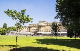 Kraliçe II. Elizabeth'ten Bir İlk: Buckingham Sarayı'nın...