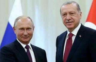 Kremlin'den Erdoğan-Putin görüşmesi öncesi açıklama
