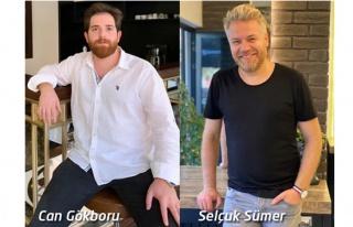 """Kuaför Can Gökboru ve Selçuk Sümer """"Brezilya..."""