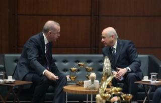 Kulis: NATO Zirvesinde Erdoğan'a MHP'den Vazgeç,...