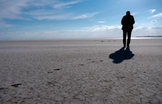 Kuraklıktan O da Nasibini Aldı: Tuz Gölü Küçülüyor