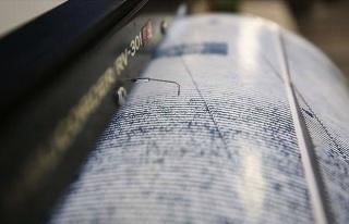 Kuşadası Körfezi'nde Peş Peşe İki Deprem Meydana...