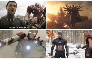 Kutlama Zamanı: Marvel Sinematik Evreninin 4. Faz...