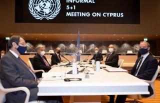 Kuzey Kıbrıs Cumhurbaşkanı Tatar, Kıbrıs'ta...