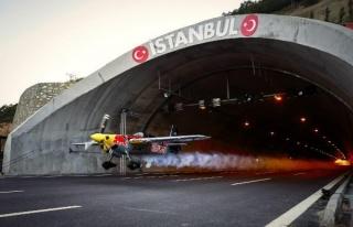 Kuzey Marmara Otoyolunda Dünya Rekoru: Tünelden...