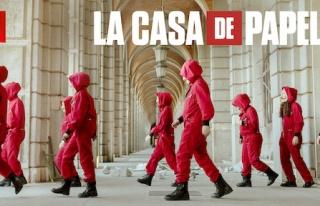 La Casa de Papel'in 4.Sezonundan Yeni Tanıtım Görüntüleri...