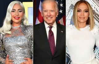 Lady Gaga'dan Jennifer Lopez'e: Biden'ın Yemin Töreni...