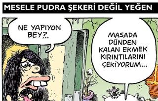 Leman'dan Kürşat Ayvatoğlu Kapağı: 'Mesele Pudra...