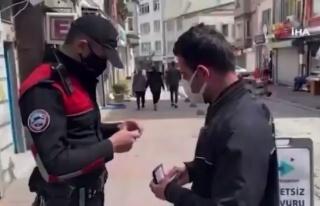 Leyla ile Mecnun'da Hırsız Yavuz'un Paket Olma Sahnesi...