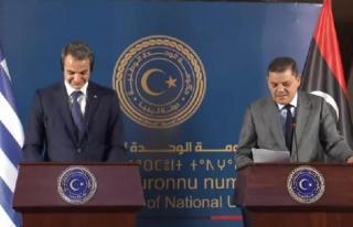 Libya Başbakanı Dibeybe: Ankara ile imzalanan anlaşma...