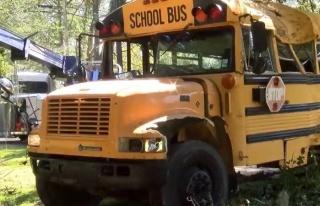 Louisiana'da Okul Otobüsü Kaçıran 11 Yaşındaki...