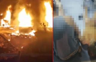 Lübnan'da akaryakıt tankeri patladı: en az 22 ölü,...