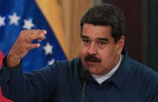 Maduro: BM Genel Kurul toplantılarına katılmayacağım