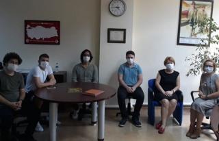 Maltepe Üniversitesi öğrencileri Sürü İHA Simülasyon...