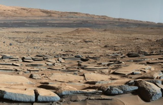 Mars'ın Yüzeyinden Kaybolan Su, Dış Katmandaki...