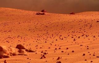 Mars'ta dünyayı heyecanlandıran keşif! Toprakta...