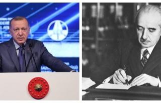 Meclis Tutanakları Erdoğan'ın İnönü Hakkındaki...