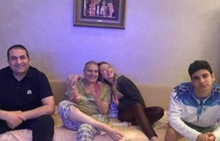 Mehmet Ali Erbil ev halini paylaştı