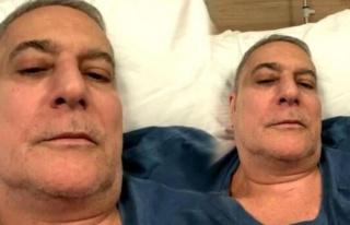 Mehmet Ali Erbil hastaneden video paylaştı