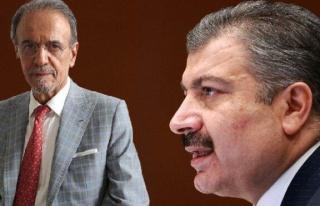 Mehmet Ceyhan'dan Bakan Koca'ya zor soru: Neden...