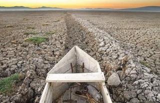 Meksika'nın en büyük ikinci gölü Cuitzeo tamamen...