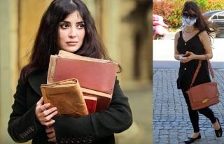 Melike İpek Yalova rol arkadaşıyla aşk mı yaşıyor?