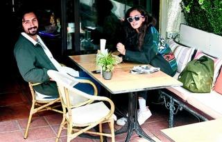 Melisa Şenolsun ve Umut Evirgen'in tatil planı