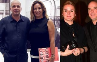 Melkan Gürsel ile Nina Öger'in şok eden kavgası!