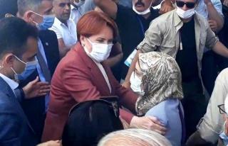 Meral Akşener, Malatya'da Esnafı Ziyaret Etti: Herkes...