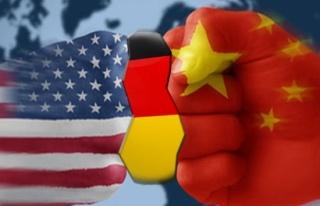 Merkel: ABD-Çin savaşı bizi vurdu
