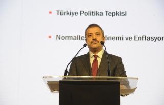 Merkez Bankası Başkanı Kavcıoğlu: 'TL'deki...