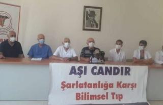 Mersin Tabip Odası: Gebelerin Covıd-19 aşılarını...