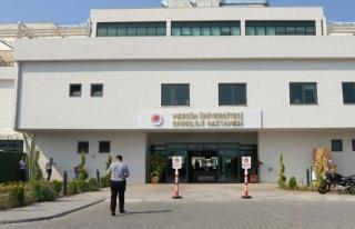 Mersin Üniversitesi Onkoloji Hastanesi açıldı