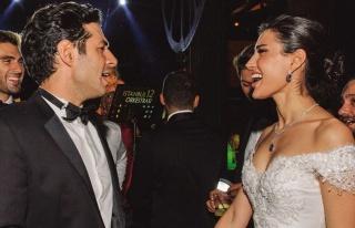 Mert Fırat'tan şarkılı türkülü evlilik yıl...