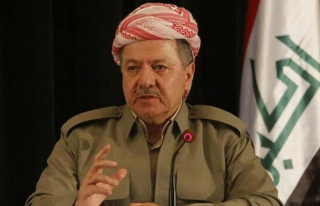 Mesud Barzani'den PKK'ya karşı intikam yemini