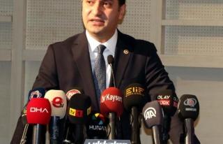 MHP'li Özdemir: Hem CHP hem İP, Türkiye için milli...
