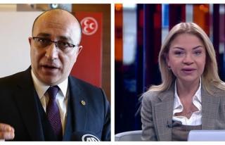 MHP'li Yönter'den Gazeteci Ebru Baki'ye Ağır İfadeler:...