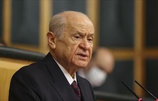 MHP Lideri: 'Kılıçdaroğlu, Cumhurbaşkanlığı...
