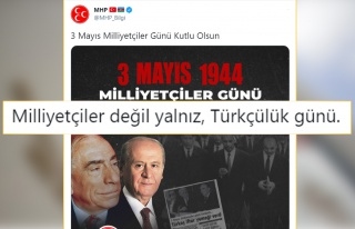 MHP'nin 'Türkçülük' Yerine 'Milliyetçiler Günü'nü...