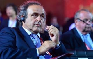 Michel Platini gözaltına alındı!