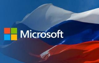 Microsoft'tan şok Rusya açıklaması