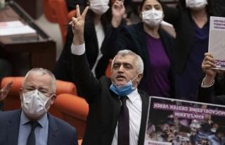 Milletvekilliği Düşürülen Ömer Faruk Gergerlioğlu...