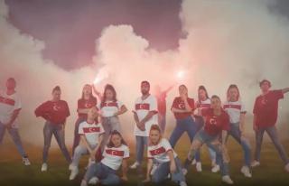 Milli Takımın EURO 2020 Şarkısı Yayınlandı:...