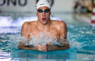 Milli yüzücüler Tokyo'da sahne alıyor